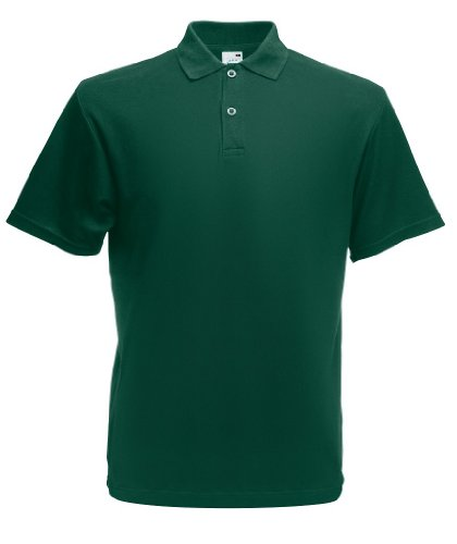 Screen Stars Polo-Shirt, Farbe:Forest Green;Größe:S