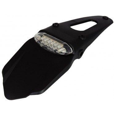 BAVETTE SUPPORT DE PLAQUE FEU LED (Support De Plaque)