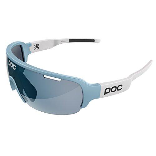 POC DO Half Blade Ritte Edition Sunglasses, Ritte Blue, One Size