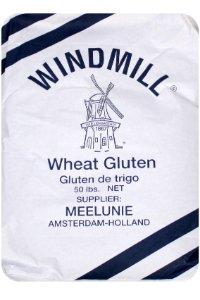 Vital Wheat Gluten - 50 Pound Bag by Honeyville Farms