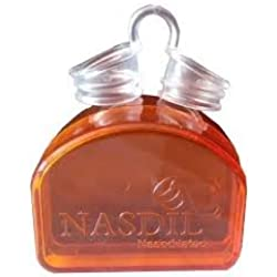 Nasdil Anti Snore Solution, Nasal Dilator Stop Snoring Aids - Designed To Help Eliminate and Cure Snoring, Nasal Congestion, Deviated Septum Sleep Apnea Aid
