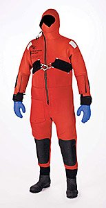 Stearns Ice Rescue Suit, Orange, Universal