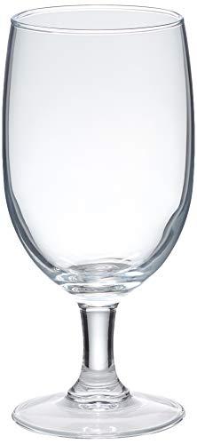 Amazon Basics Chelsea Iced Beverage Glassware Set, 16-Ounce, Set of 6