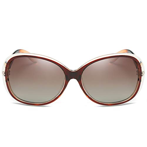 Couleur de Cadre Miroir Couleur HQCC 5 éblouissement Lunettes Option Soleil E Dames Anti en lentille Mode Grand Conduite Y6q5607