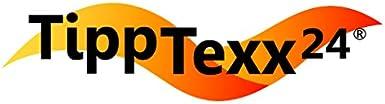 TippTexx 24 Trekkingsocken-Wandersocken mit Anti-Loch-Garantie 2 oder 4 Paar kurze Sportsocken mit Coolmax