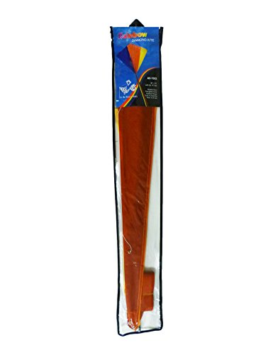 In the Breeze Rainbow Diamond 30 Inch Kite - Single Line - Ripstop Fabric - Includes Kite Line and Bag - Great Entry Level Kite