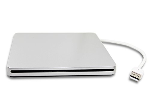Ultra Slim Portable USB 8X DL SuperDrive for Apple MacBook P