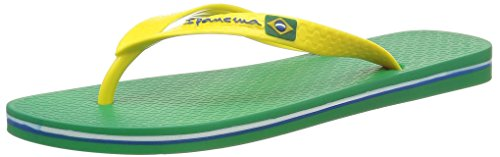 Ipanema Classica Brasil II - Chancletas, Hombre Verde (23183)