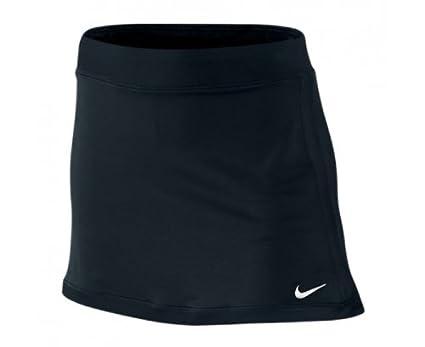 Nike Falda de pádel para niña, tamaño 12-13 años/L, color negro: Amazon.es: Ropa y accesorios