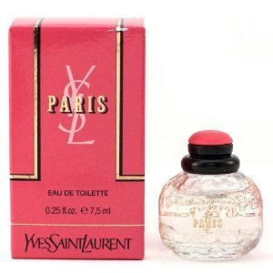 Paris YSL Yves Saint Laurent 0.25 oz / 7.5 ml EDT Splash Women NEW IN BOX (7.5 Ml Edt Splash)