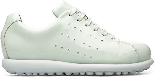 Camper Pelotas K200038-019 Zapatos planos Mujer Verde