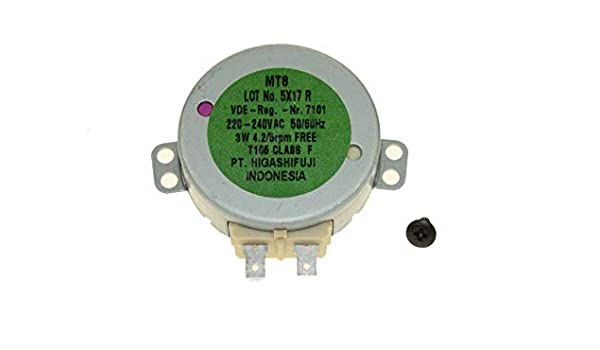 Motor - Plato giratorio Referencia: 6873760 para Micro microondas ...