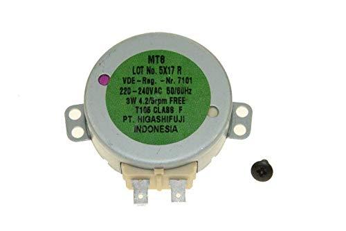Motor - Plato giratorio Referencia: 6873760 para Micro ...