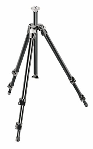Manfrotto 3021 Nクラシック三脚without head (シルバー)   B000077VZU