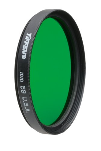 Tiffen 72mm 58 Filter (Green)
