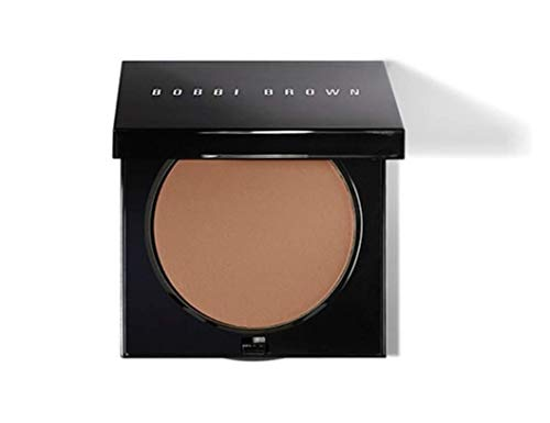 - Bobbi Brown Sheer Finish Pressed Powder Warm Chestnut