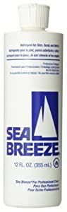 Sea Breeze Astringent 12oz (3 Pack) by Sea Breeze