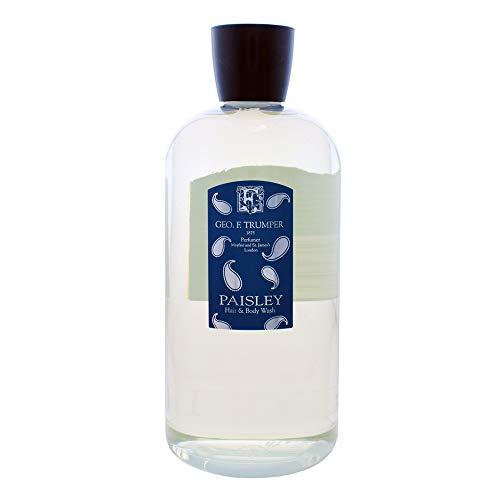 Geo F Trumper PAISLEY Hair & Body Wash 500ml