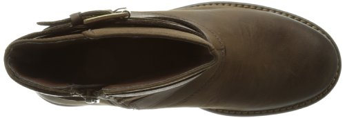 Orinoco Boots Sash Women's Brown Clarks Brown Leather Biker xE75qwBI