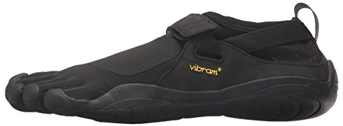 Vibram Men's Five Fingers, KSO EVO Cross Training Shoe Black Black 4.4 M by Vibram (Image #5)