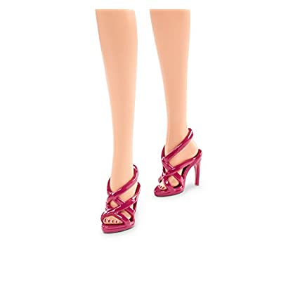 Barbie: The Look City Shine Redhead Doll: Toys & Games