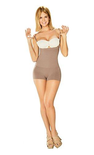 DIANE & GEORDI Dj06L4 Seamless Body Shaper for Women | Fajas Colombianas