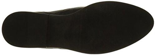 Soldini 20247-t-t33, Scarpe Stringate Basse Brogue Donna nero