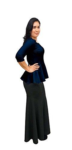 DBG - Camisas - para mujer azul marino