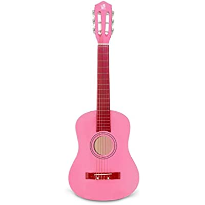 concerto-30-inch-pink-classical-guitar
