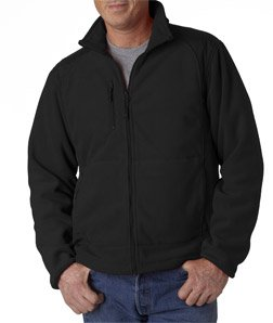 UltraClub Performance Full Zip Micro Fleece in your choice of colors