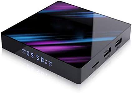 Nayayar Proyector, Reproductor de TV Caja de Red HD, Caja androide 4 GB + 32 GB: Amazon.es: Hogar