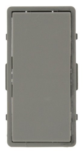 Leviton DRK0R-G Color Change Kit for Mural Remote, Gray ()