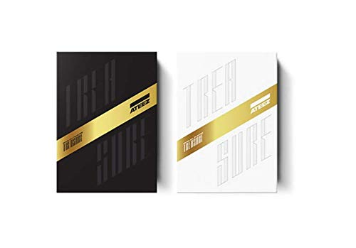 1st Regular Album Ateez Treasure EP.Fin : All to Action Set
