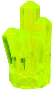 Power Miners LEGO Light Green Crystal (Lego Power Miners Crystal)