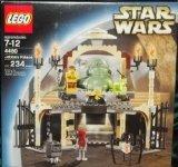 LEGO ( LEGO ) Star Wars ( Star Wars ) Jabba's Palace (4480) block toys ( parallel imports - Jabbas Palace