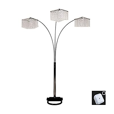 SH Lighting Crystal Inspired Table Lamp/ Floor Lamp Collection
