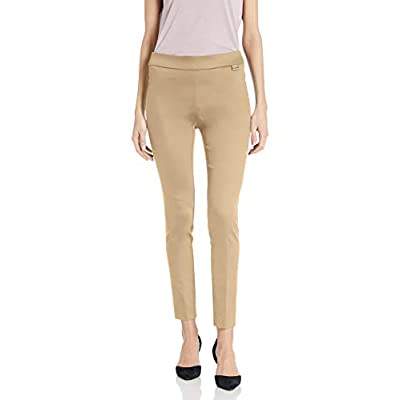 Calvin Klein Women's Pull on Pants (Regular and Plus Size) at Women's Clothing store