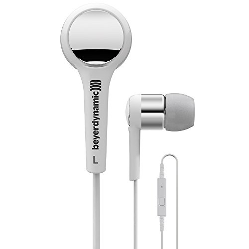 Beyerdynamic 716421 Headphones White Silver