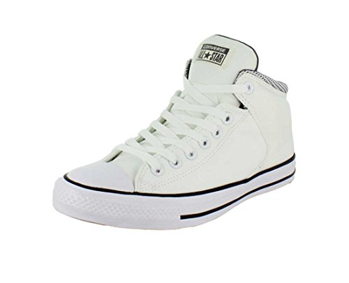 Top Thunder White Sneaker Street Canvas High Tonal Converse Men's Black fqCwXqz