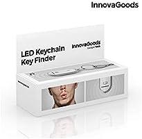 InnovaGoods- Llavero Localizador de Llaves LED (IGS IG116592)