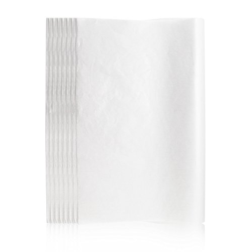 White Tissue Paper, Segarty 500 Sheets 16 x 20 inch Wrapping Tissue Paper Bulk, Premium Quality Wrap Paper for Gift Bags, DIY Crafts, Perfect for Birthday, Wedding, Thanksgiving Christmas Holiday