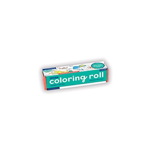 Mudpuppy Under The Sea Mini Coloring - Coloring Roll