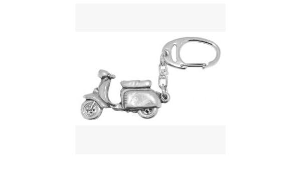 Llavero de peltre patinete Lambretta regalo: Amazon.es: Hogar