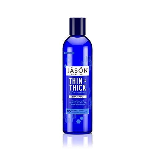 -   Jason Thin-To-Thick Extra Volume Shampoo 8 oz