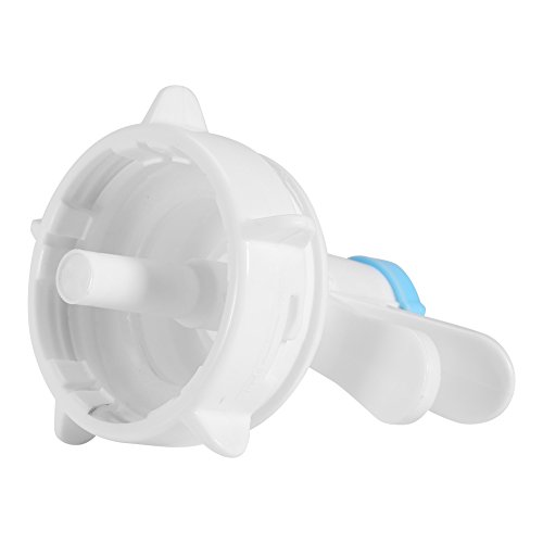 Amazon.com: Water Dispenser Valve Reusable Manual Operated Drinking Bottle Water Spout Dispenser with Dustproof Cap 5.5cm / 2.2inch: Health & Personal Care