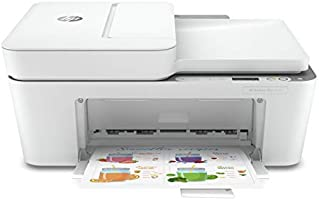 HP DeskJet Plus 4155 Wireless All-in-One Printer | Mobile Print, Scan & Copy | HP Instant Ink Ready | Auto Document...