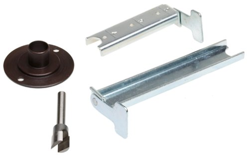 Bosch Deluxe Door And Jamb Hinge Template Kit Doorjamb And - Door jamb hinge template