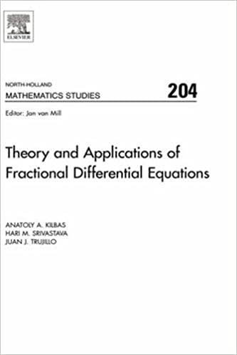 Theory and Applications of Fractional Differential Equations ...