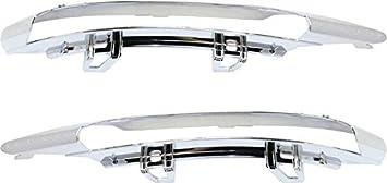 Fender Molding for Mercedes Benz CL-Class 07-13 Left Chrome Left Side