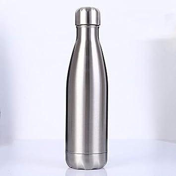 ABAOWB Taza Termo térmica de Acero Inoxidable 304 Botella de ...